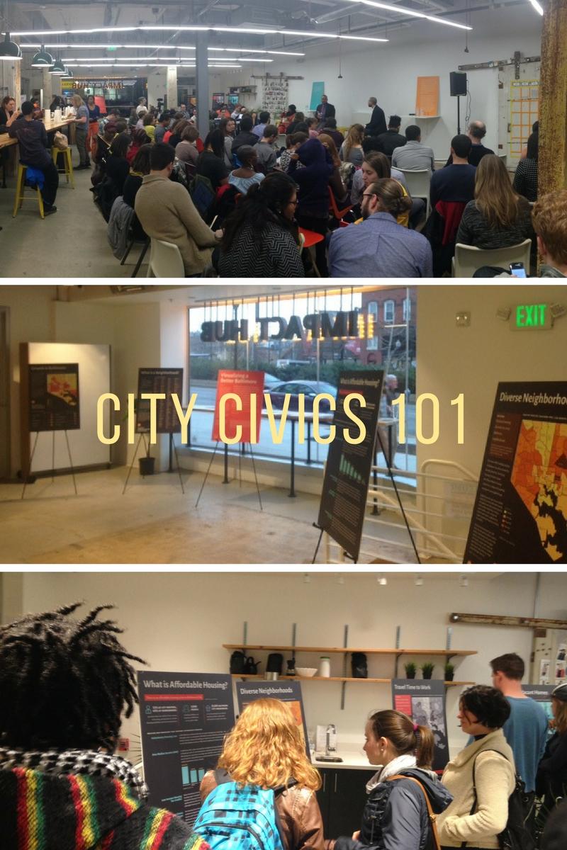 CITY CIVICS 101